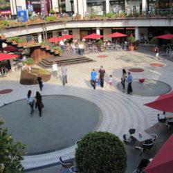 centro comercial glories