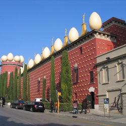 Dali Museum Building Exterior