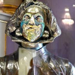 Dali Museum Statue Figueres Spain