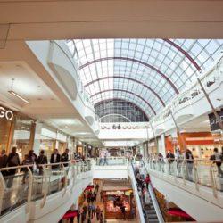 Diagonal Mar Centre Comercial indoor stores