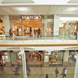 Diagonal Mar Centre Comercial Stores
