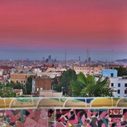 Parc Guell di Barcellona