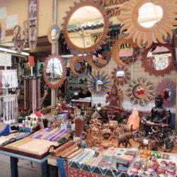 Encants Vells Market Mirrors Stall