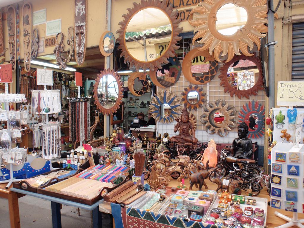 Encants Vells Market Barcelona Home
