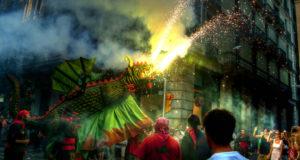 Fiestas de Gracia