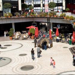glories  centro comercial outdoor open space