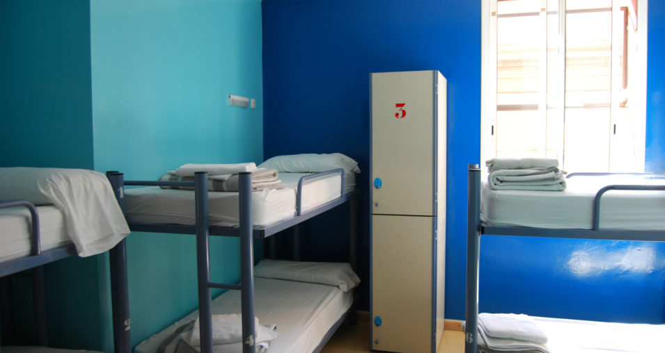 Hostels in Barcelona