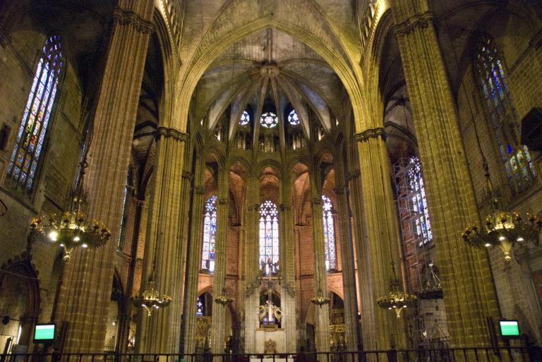 Die Barcelona Kathedrale