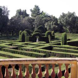 labyrinth park maze