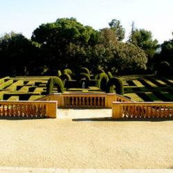 Загадочный парк Лабиринт
