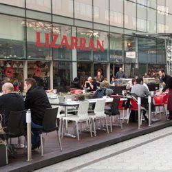 lizarran centro comercial glories