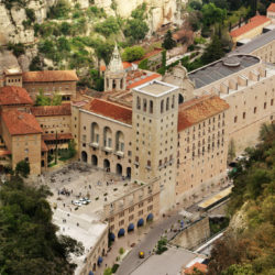 Montserrat Catalonia Spain