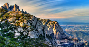 Montserrat Mountains Feature