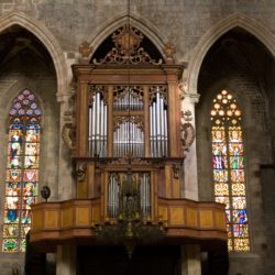 Organ of Santa Maria del Mar, Barcelona