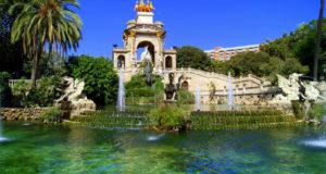 parc de la ciutadella - parchi di barcellona