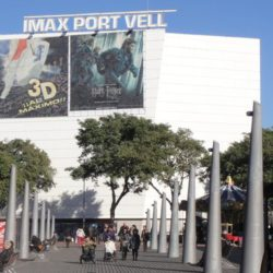 people-visiting-the-imax-port-vell