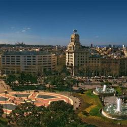 Plaza Catalunya Barcelona