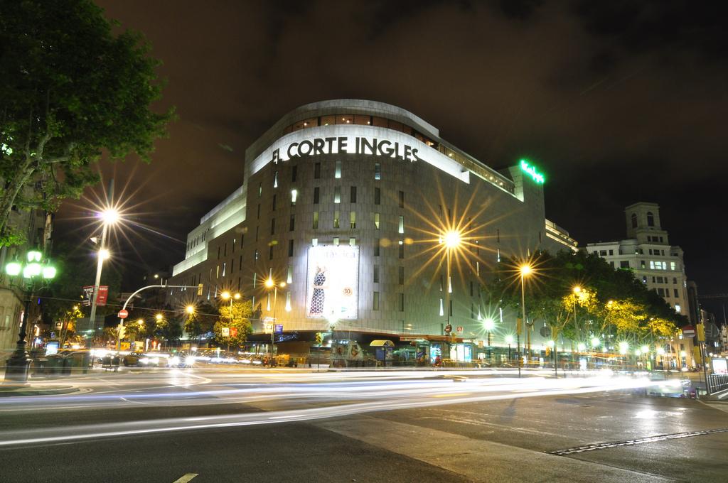 El corte ingles barcelona home for Corte ingles plaza del sol madrid