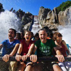 PortAventura water rides