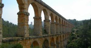 Roman Aqueduct Tarragona