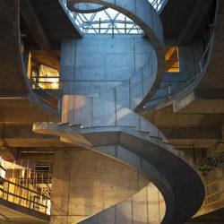Salvadore Dali Museum Design Interior