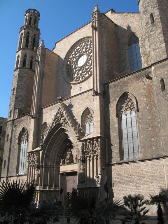 Die Santa Maria del Mar