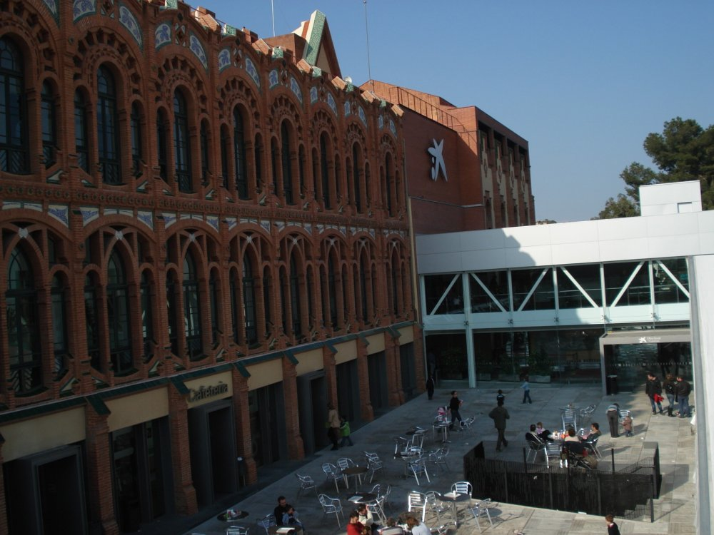 science-museum-of-barcelona-view