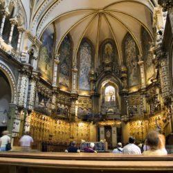 Spain Montserrat Monestry