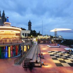 the-amusement-park-tibidabo