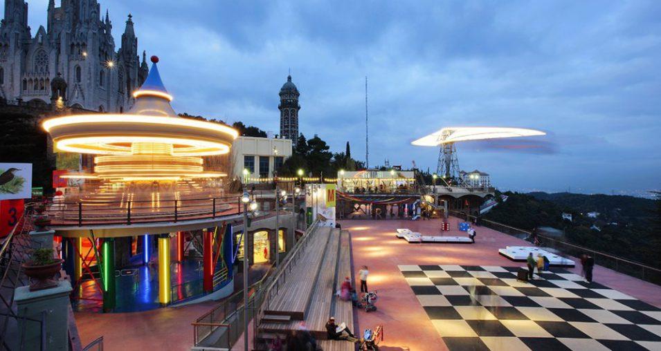 the-amusement-park-tibidabo