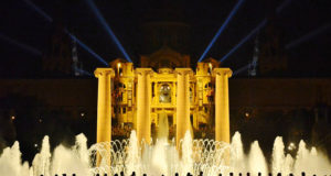 The Magic Fountain of Montjuic