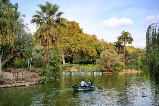 Ciutadella park - Barcelona-home
