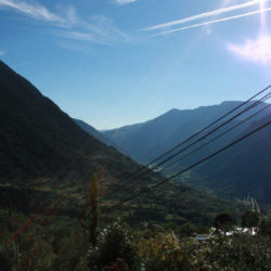 Vall De Boi Stunning Scenery from the top