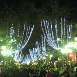 Christmas Lights Barcelona