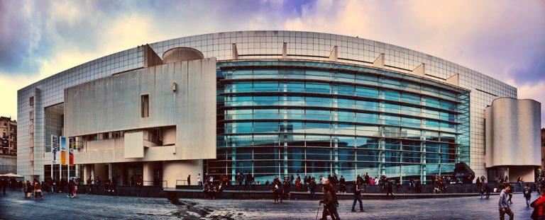 The Barcelona Museum of Contemporary Art - Barcelona Home