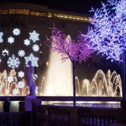 Christmas Lights Barcelona, Corte Ingles