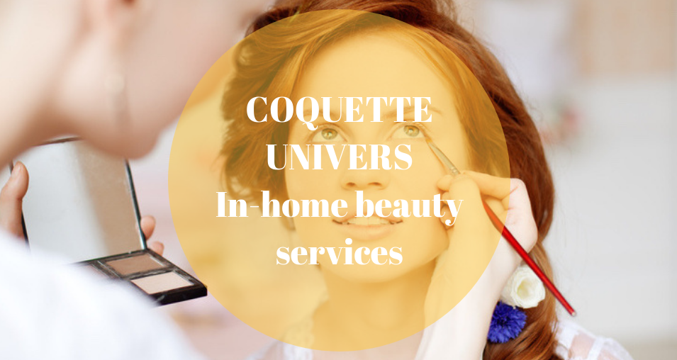 Add hCOQUETTE UNIVERS - In-home beauty serviceseading