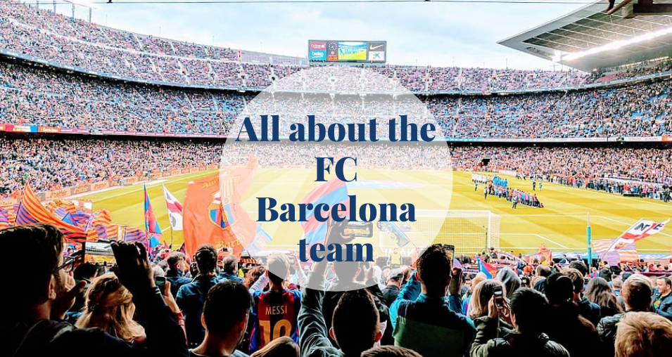 All about the FC Barcelona team Barcelona-Home