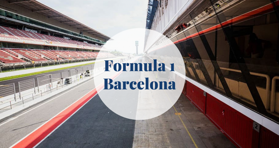 Formula 1 Barcelona Barcelona-Home