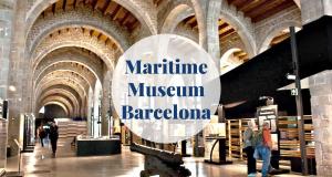 Maritime Museum Barcelona Barcelona-Home