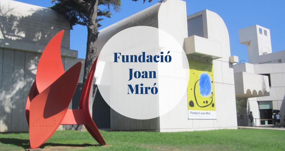 Fundació Joan Miró - Barcelona-home