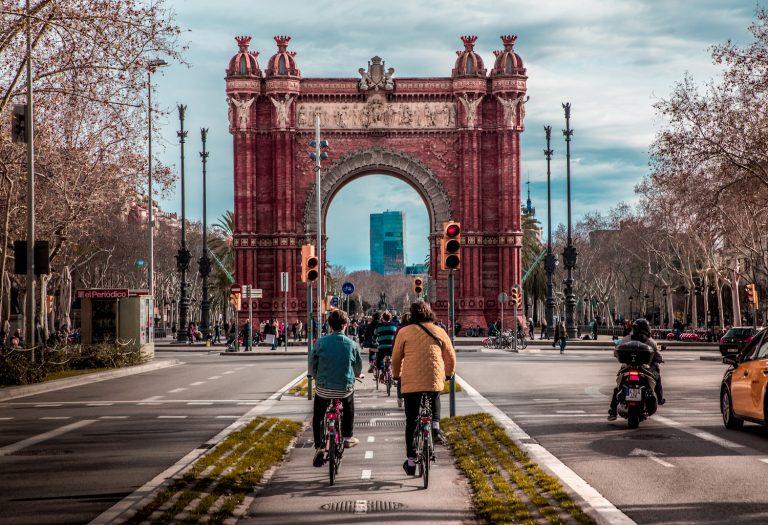 cycling in Barcelona - Barcelona Home