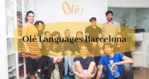 Olé Languages Barcelona