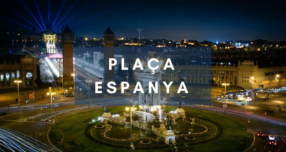 Plaça-Espanya