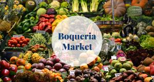 Boqueria market - Barcelona-home