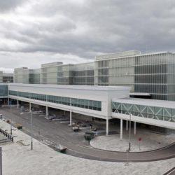 Aeroporto Barcelona building
