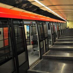 Barcelona funicular de Montjuic