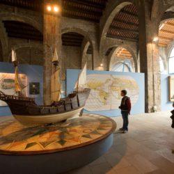 Barcelona Maritime Museum Interiorr