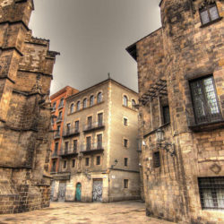 The Gothic Quarter Barcelona