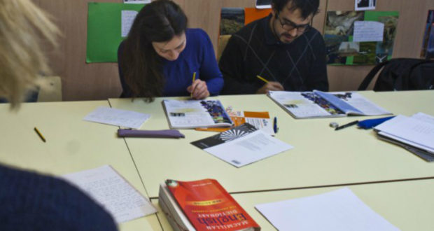 Barcelona-Lingua Language School